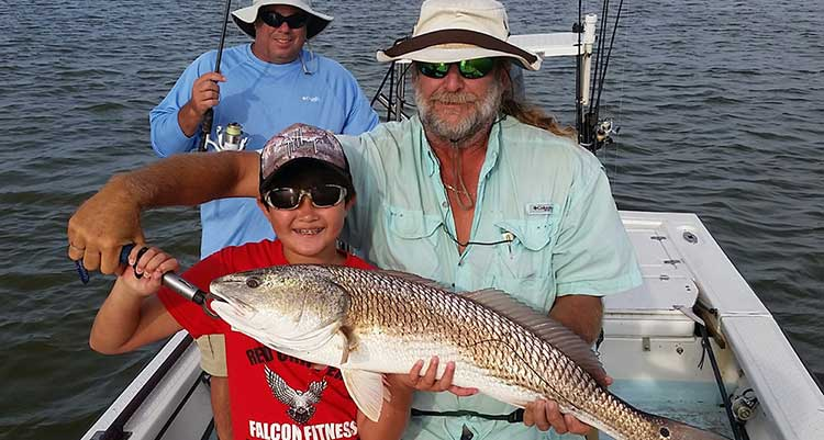 New Smyrna Beach Fishing Charters for Families